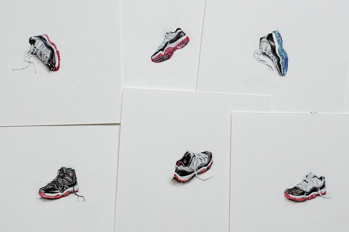 This Book Explores Sneaker Collecting as an Art Form 13
