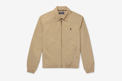 Cotton Harrington Jacket