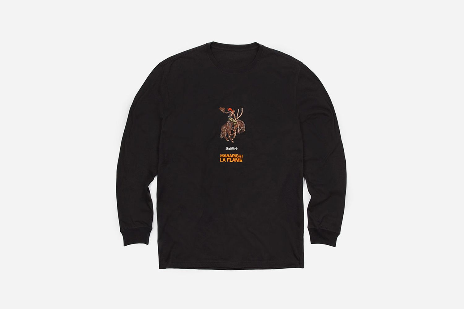Year Of The Cowboy Longsleeve