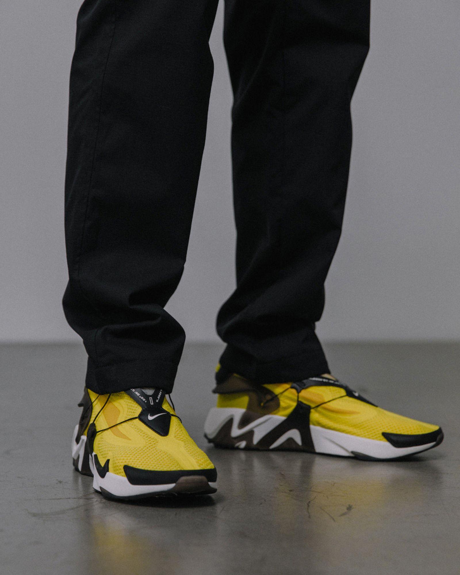 nike adapt huarache closer look Nike FitAdapt