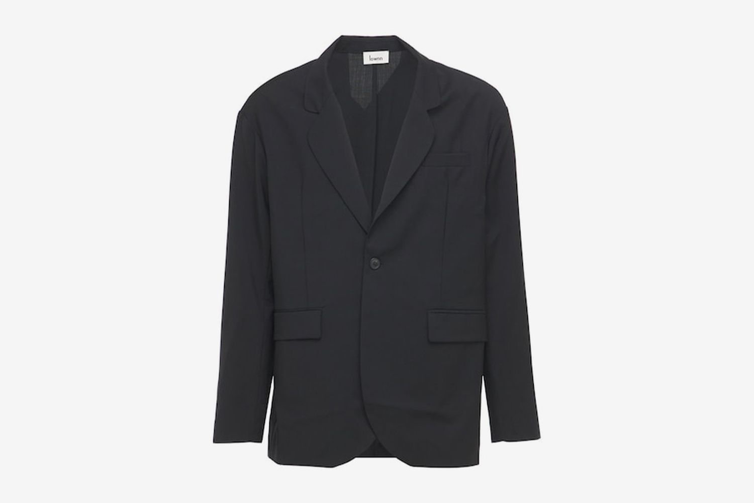Relaxed Jacket