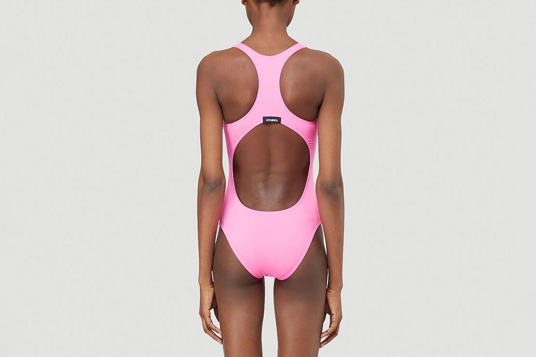 Heart Swimsuit