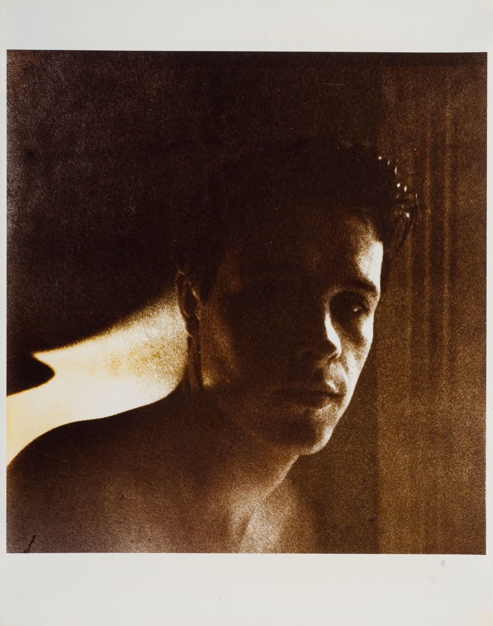 Mark Morrisroe, The Boy Next Door (Beautiful But Dumb), 1983