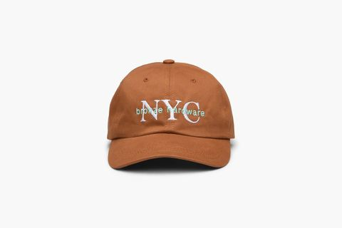 Bronze Cap