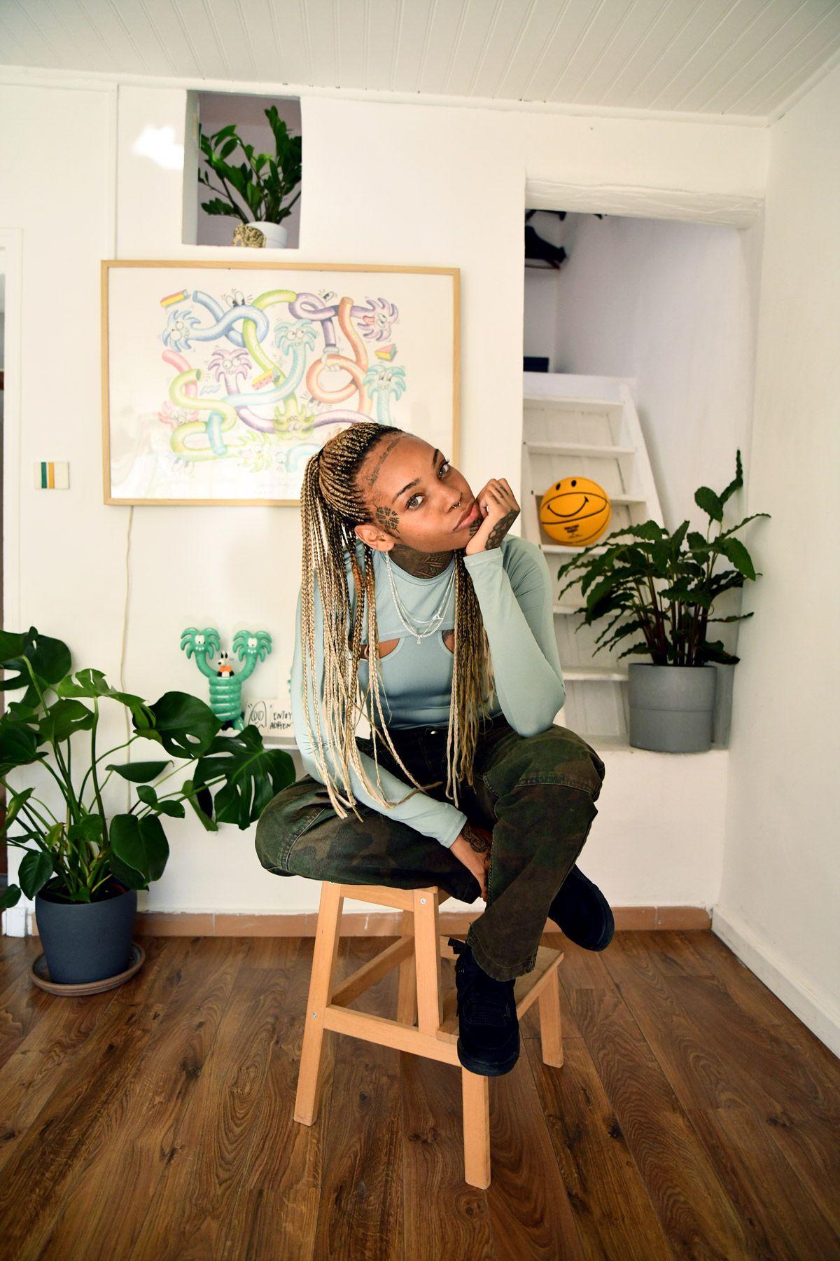 Asha Harper Is the Coolest Sneaker Designer You'll Ever Meet 26