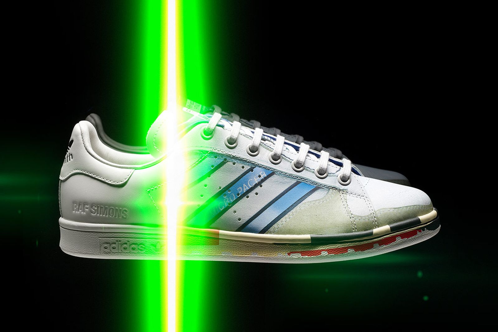 adidas raf simons stan smith micropacer release date price product Heron Preston Nike OAMC