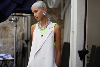 d6ed56740906e4 Virgil Abloh Shares a First Look at OFF-WHITE s SS19 Women s Collection