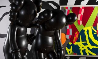 """KAWS' """"ALONE AGAIN"""" Exhibition Opens at Detroit's Museum of Contemporary Art"""