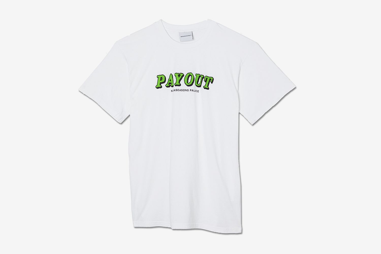 Payout Graphic Crewneck T-Shirt