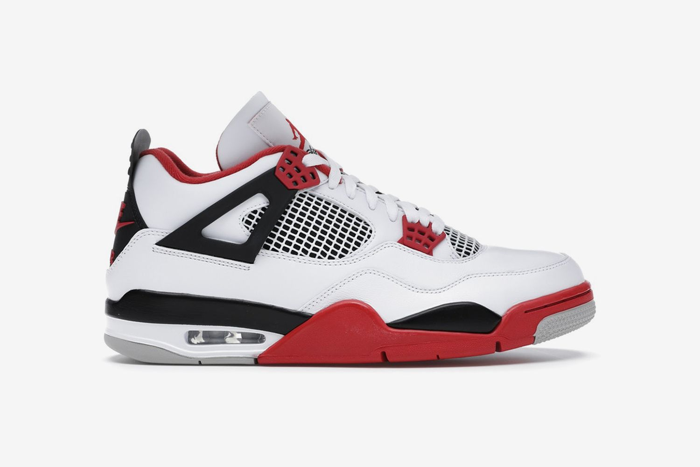 Jordan 4 Retro Fire Red 2020
