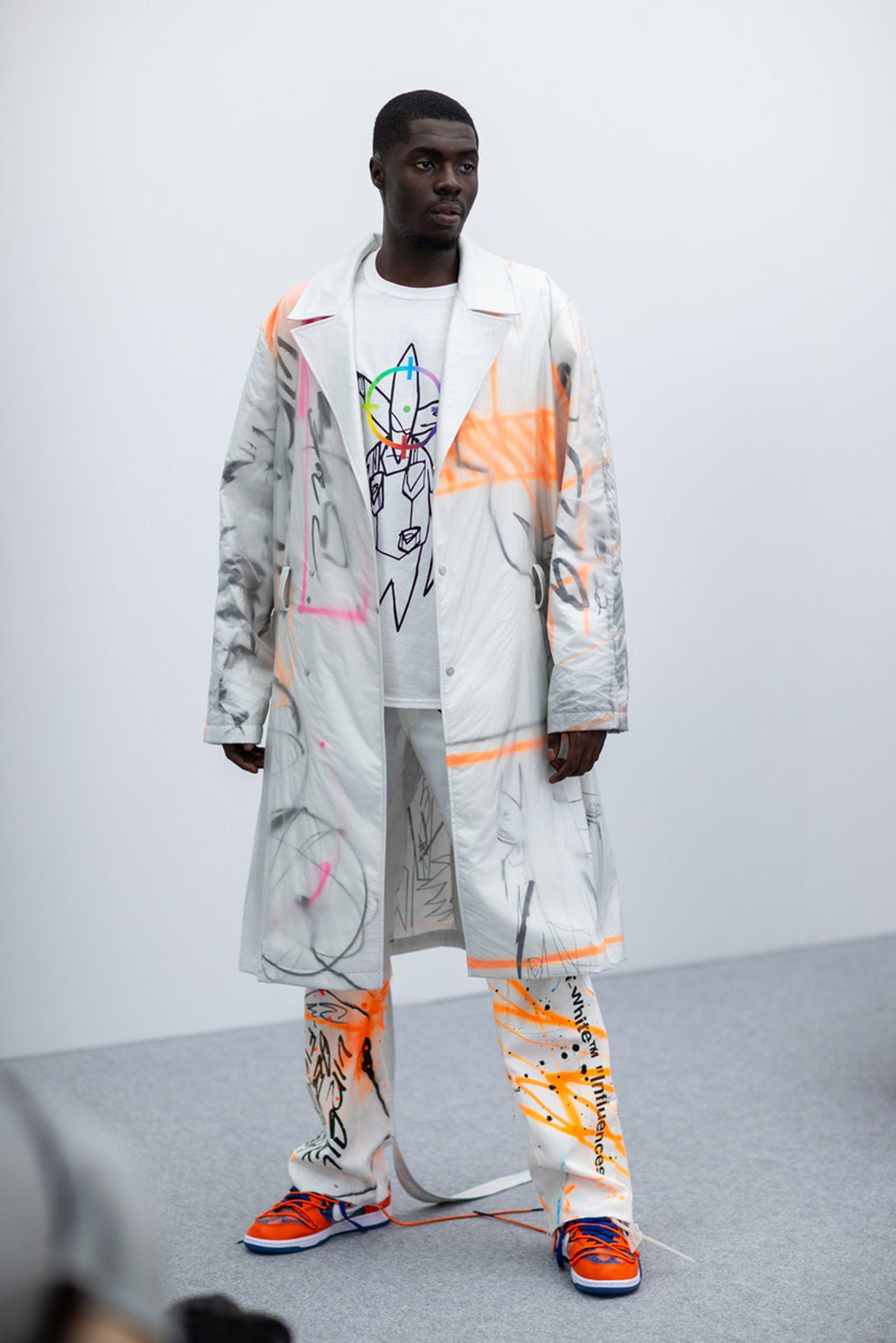 MSS20 Paris OffWhite EvaAlDesnudo ForWeb 21 paris fashion week runway