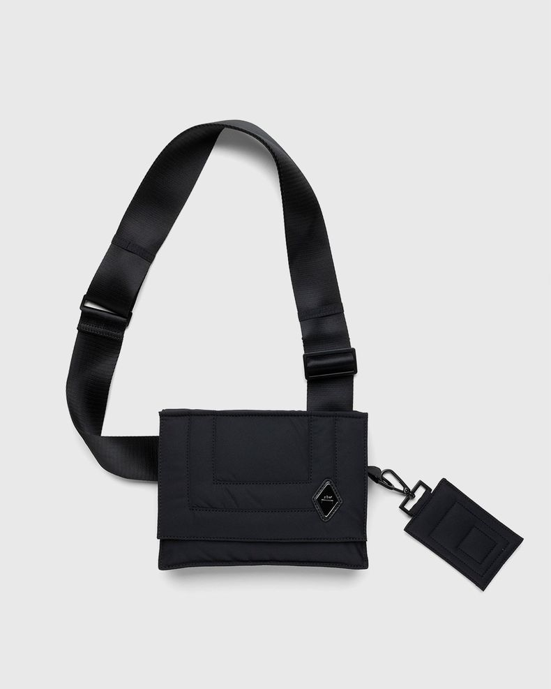 A-COLD-WALL* – Convect Holster Bag Black