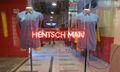 The Hentsch Man XXXMAS Pop-Up Store – Soho, London