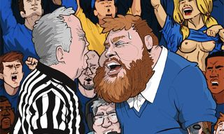 Download Action Bronson & Party Supplies' New Mixtape 'Blue Chips 2'