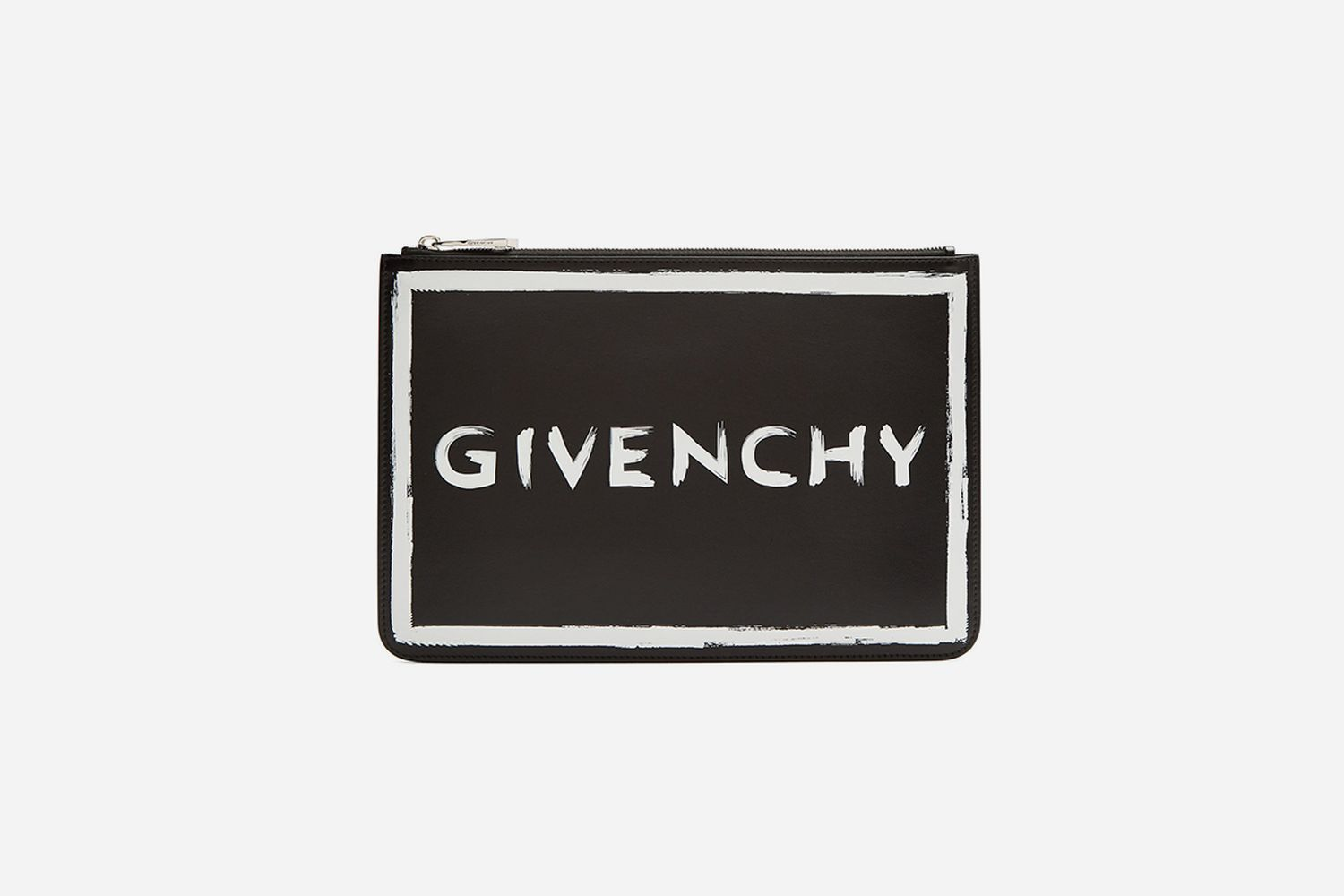 Graffiti Logo Clutch