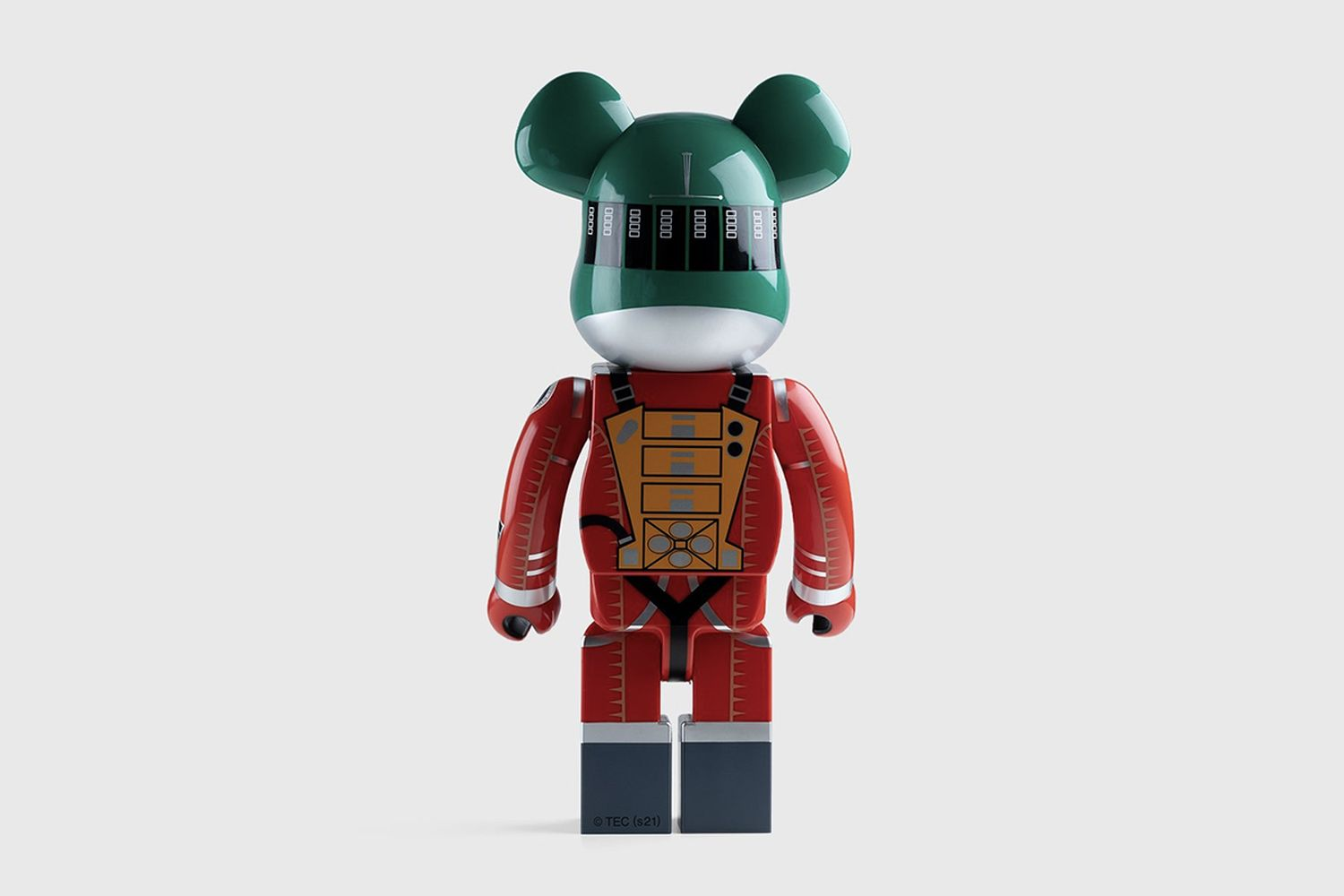 """Be@rbrick """"Space Suit"""" 1000%"""