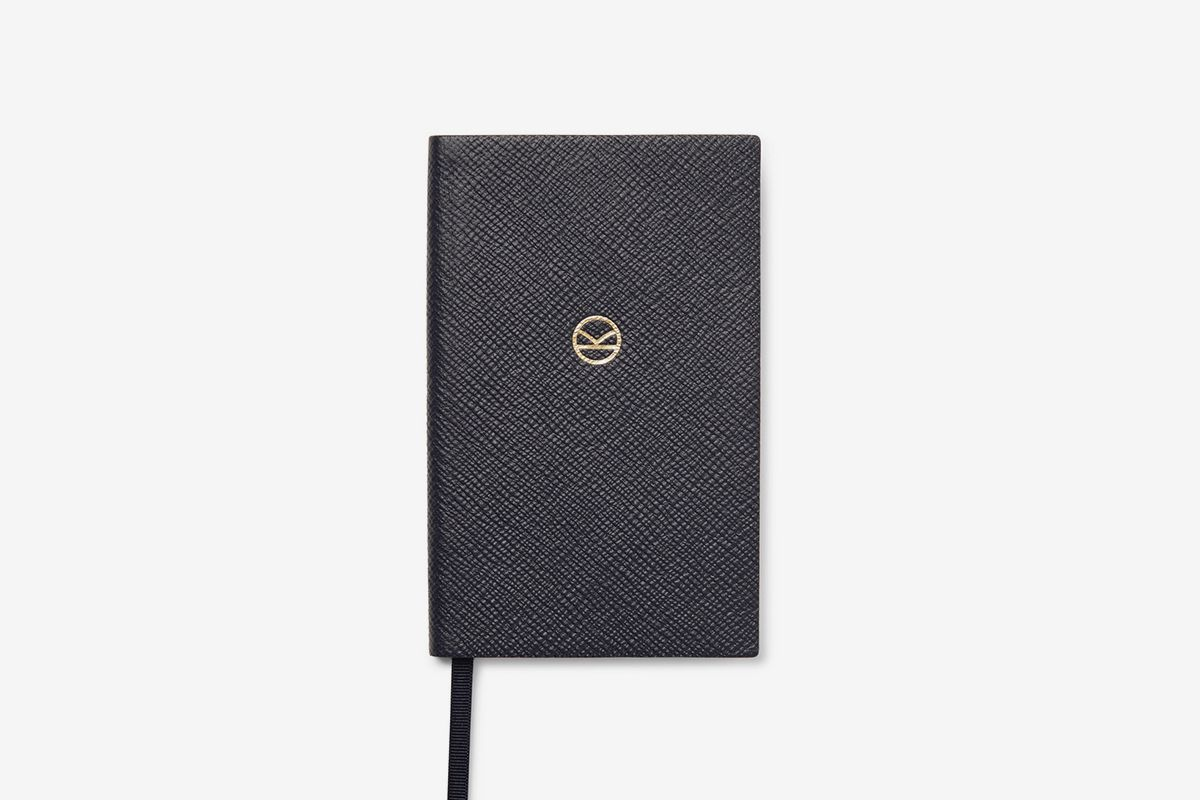 Panama Leather Notebook
