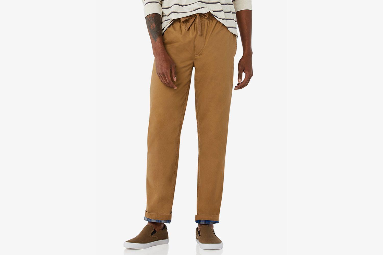 E-Waist Lined Utility Pants