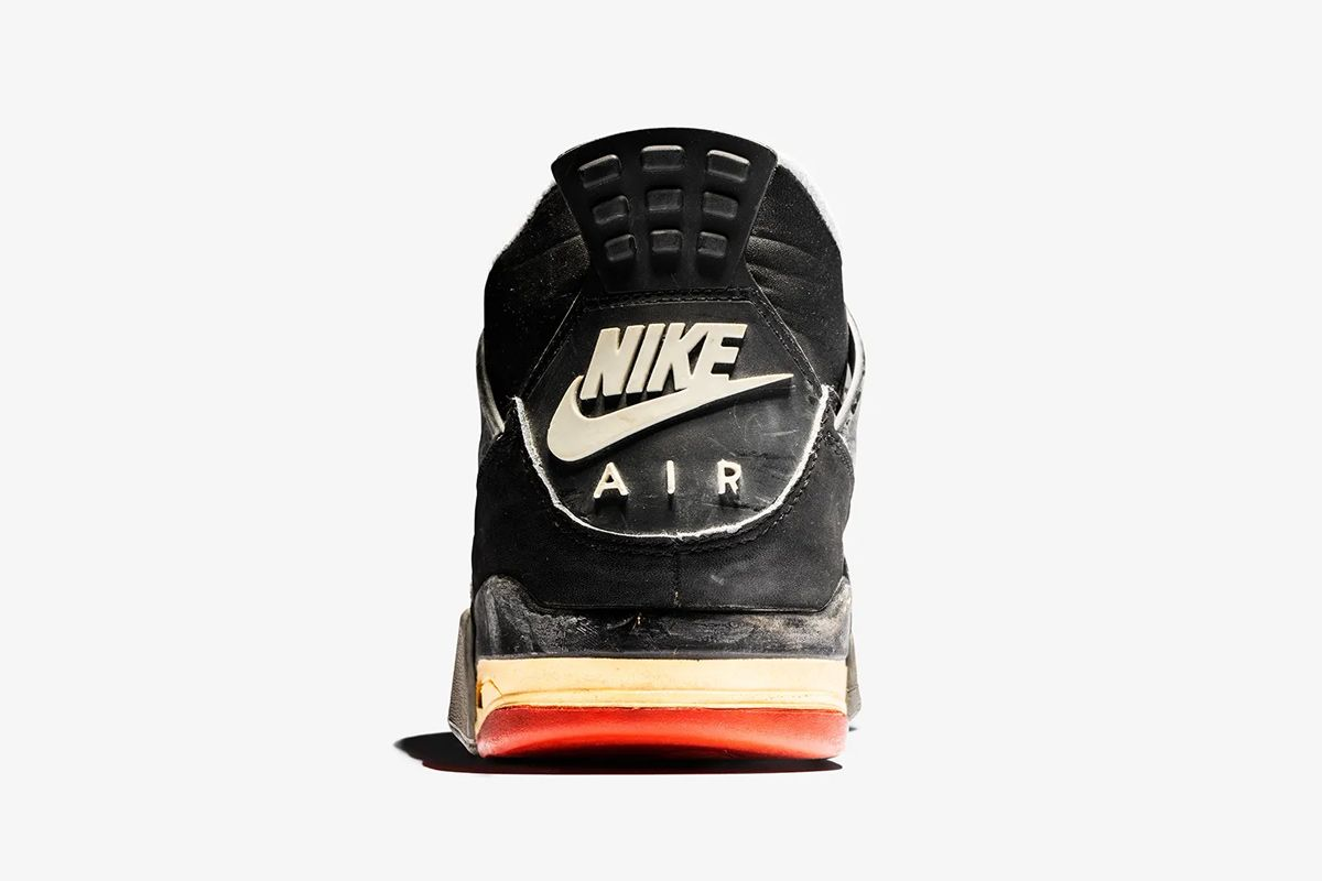 "detailed look e172d 1ae2e Nike Compares All 5 Versions of the Nike Air Jordan 4 ""Bred"""