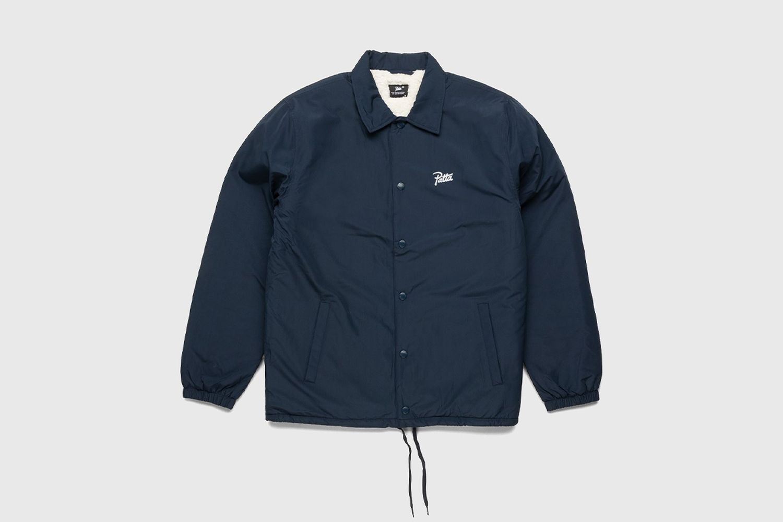 Basic Sherpa Coach Jacket