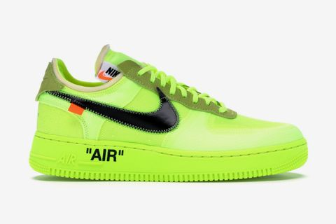 045d53f6 OFF-WHITE x Nike Air Force 1 2018 | Cop Now at StockX