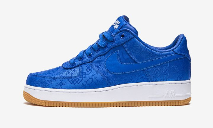 clot nike air force 1 royale university blue release date price feat kevin poon