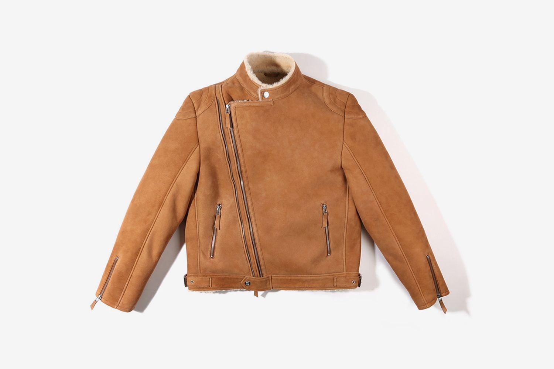 Wolfman Shearling Jacket