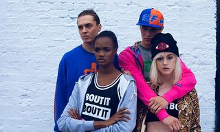 """VFILES, PUMA, Gourmet and More in """"Kawaii Highway"""" Editorial"""