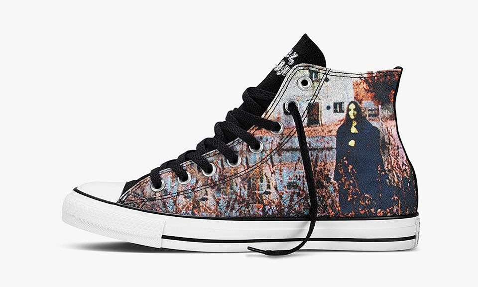 cf5fcf1d8f8643 Black Sabbath x Converse Spring 2014 Chuck Taylor All Star Collection