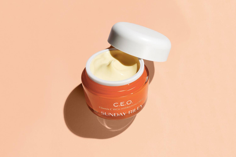 Vitamin C Rich Hydration Cream