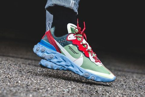 undercover nike react element 87 style roundup