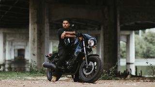 taylor bennett honda rebel austin video