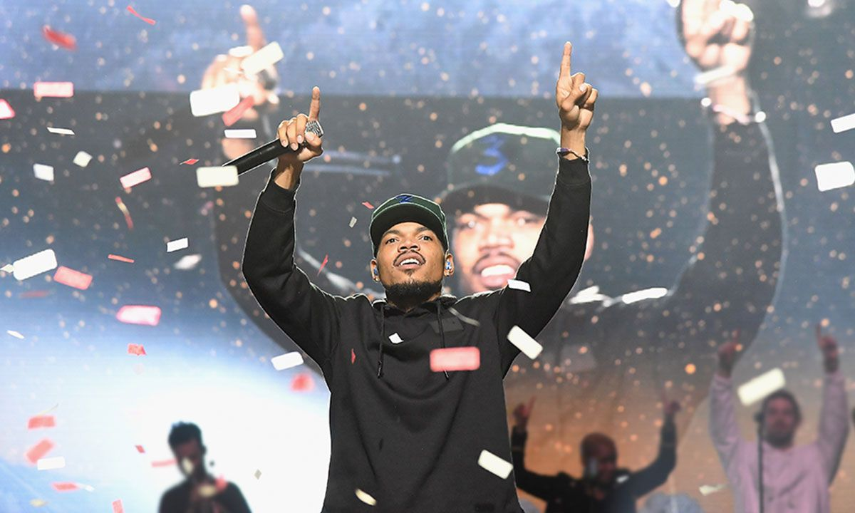 Chance The Rapper S The Big Day Album Best Internet Reactions