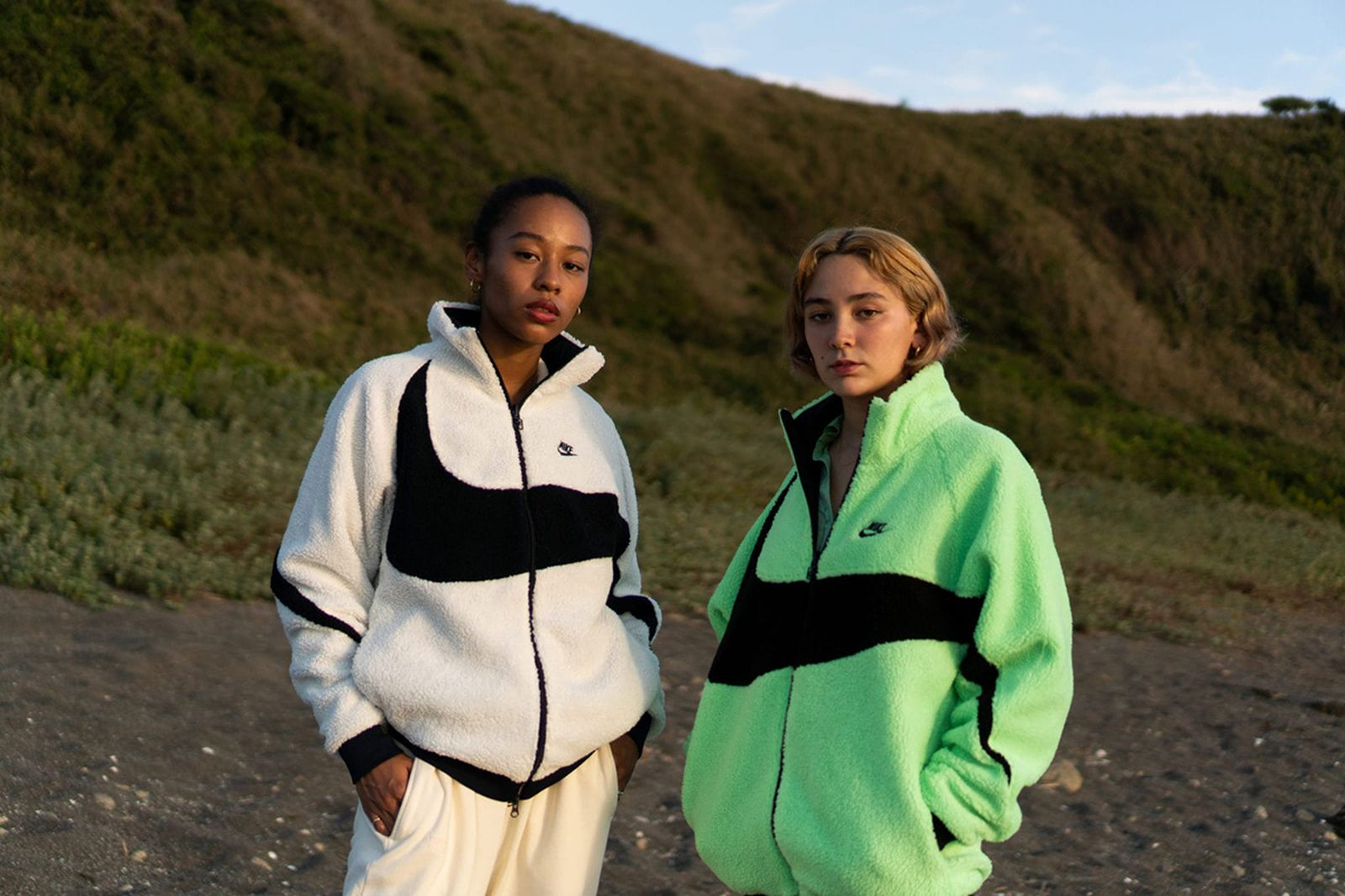 Nike Big Swoosh Boa Jacket