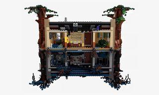 This Wild 'Stranger Things' LEGO Set Takes Us to the Upside Down