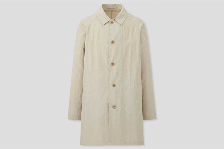 Pocketable Half Coat
