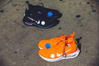 b38c22c43c1d Highsnobiety   Bryan Luna. Previous Next. Brand  Nike x OFF-WHITE. Model  Nike  Zoom Fly Mercurial Flyknit