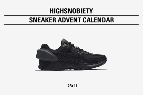 highsnobiety advent calendar day eleven A-COLD-WALL* x Nike a cold wall