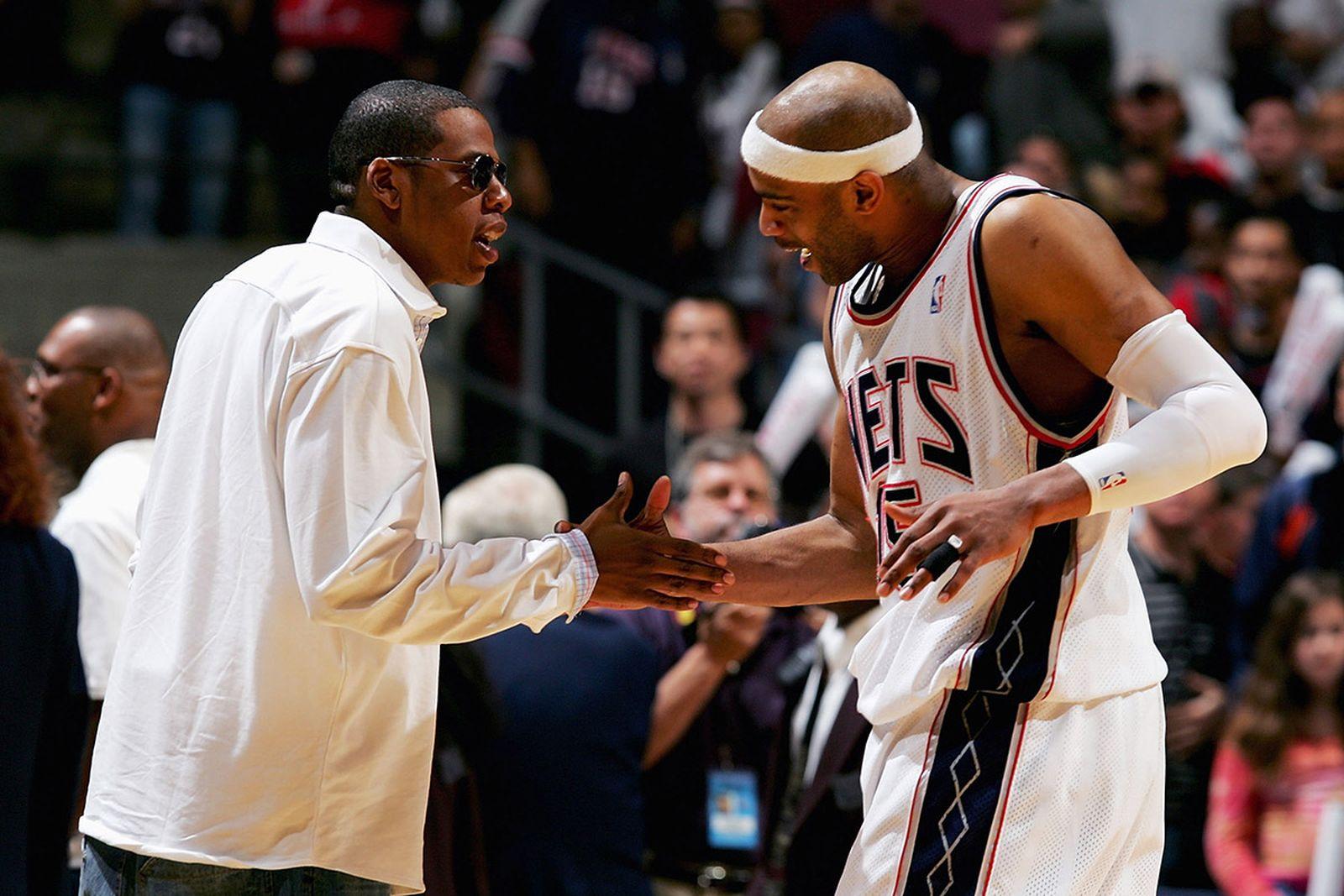 hip hop favorite sports team Jay Z los angeles lakers