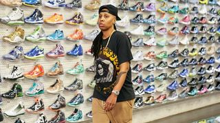 super popular 0111d 23f39 Lena Waithe Talks Her Love for Jordans, YEEZYs & Pharrell