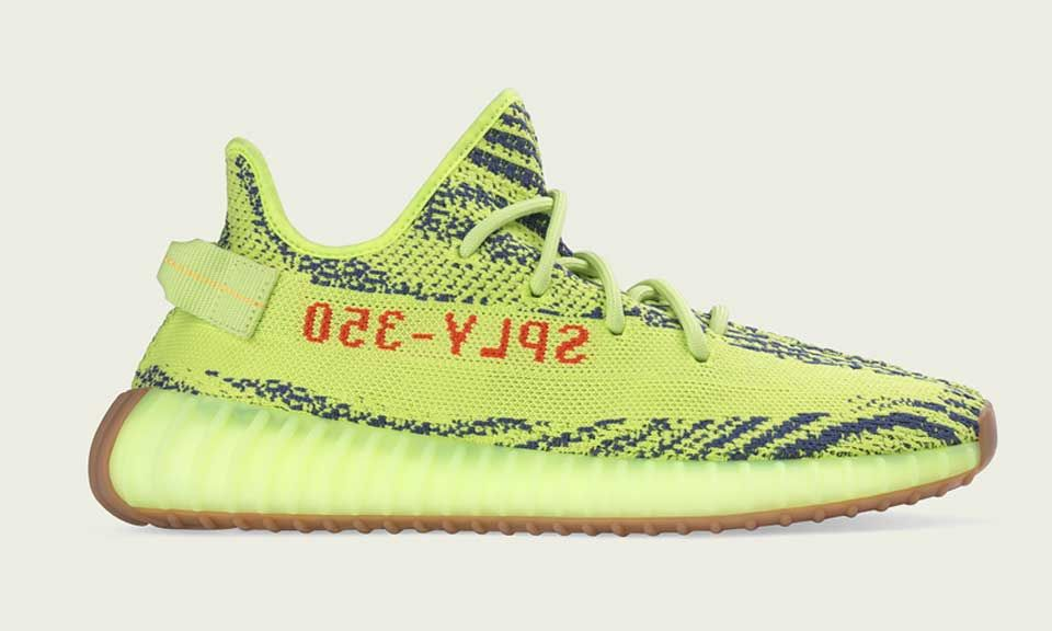 35f064aea adidas YEEZY Boost 350 V2 Semi Frozen Yellow  Where to Buy Today