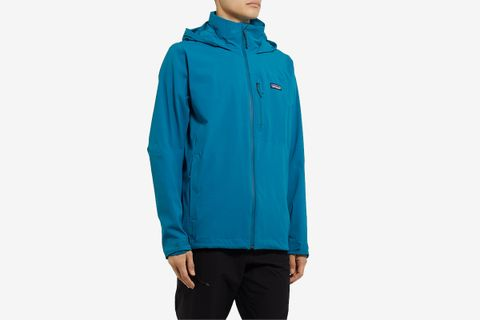 Quandary Waterproof Shell Hooded Jacket