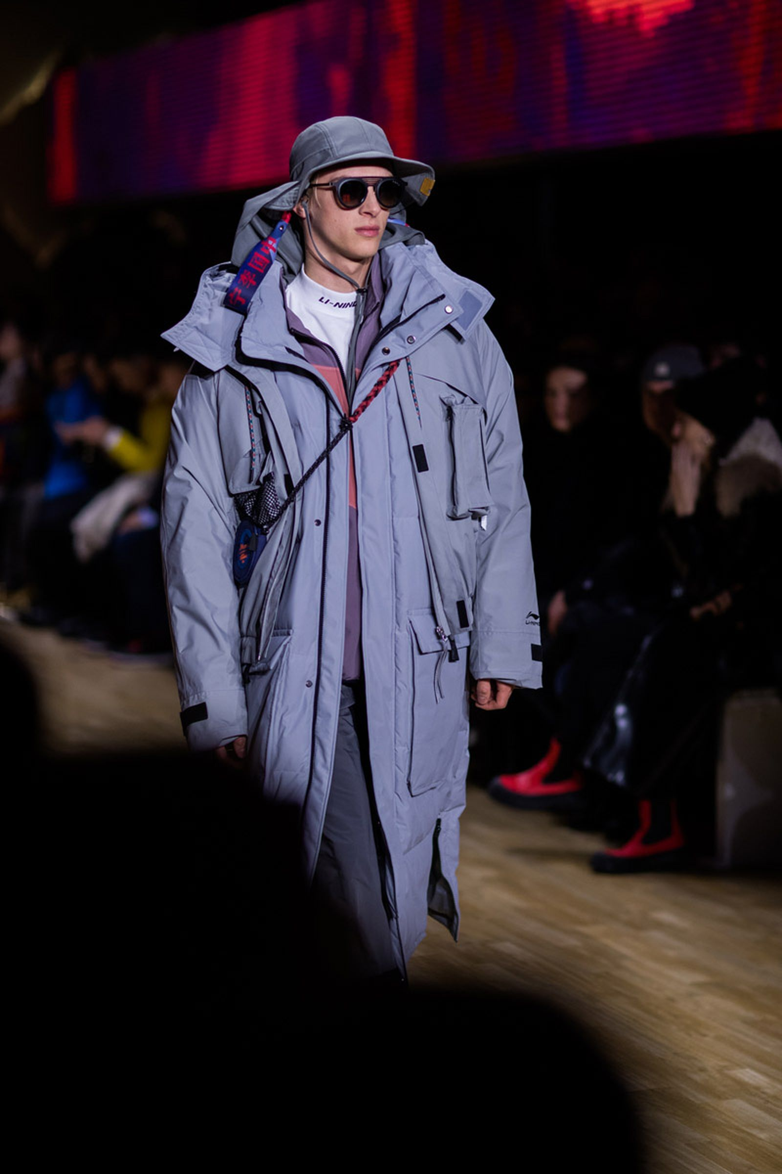 11li ning fw19 new york fashion week fall winter 2019 fashion shows nyfw
