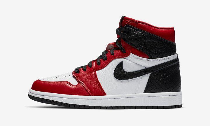 "Air Jordan 1 ""Satin Snake"""