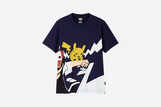 bcf3bbfe Uniqlo's New T-Shirt Collection Features Your Favorite Pokémon