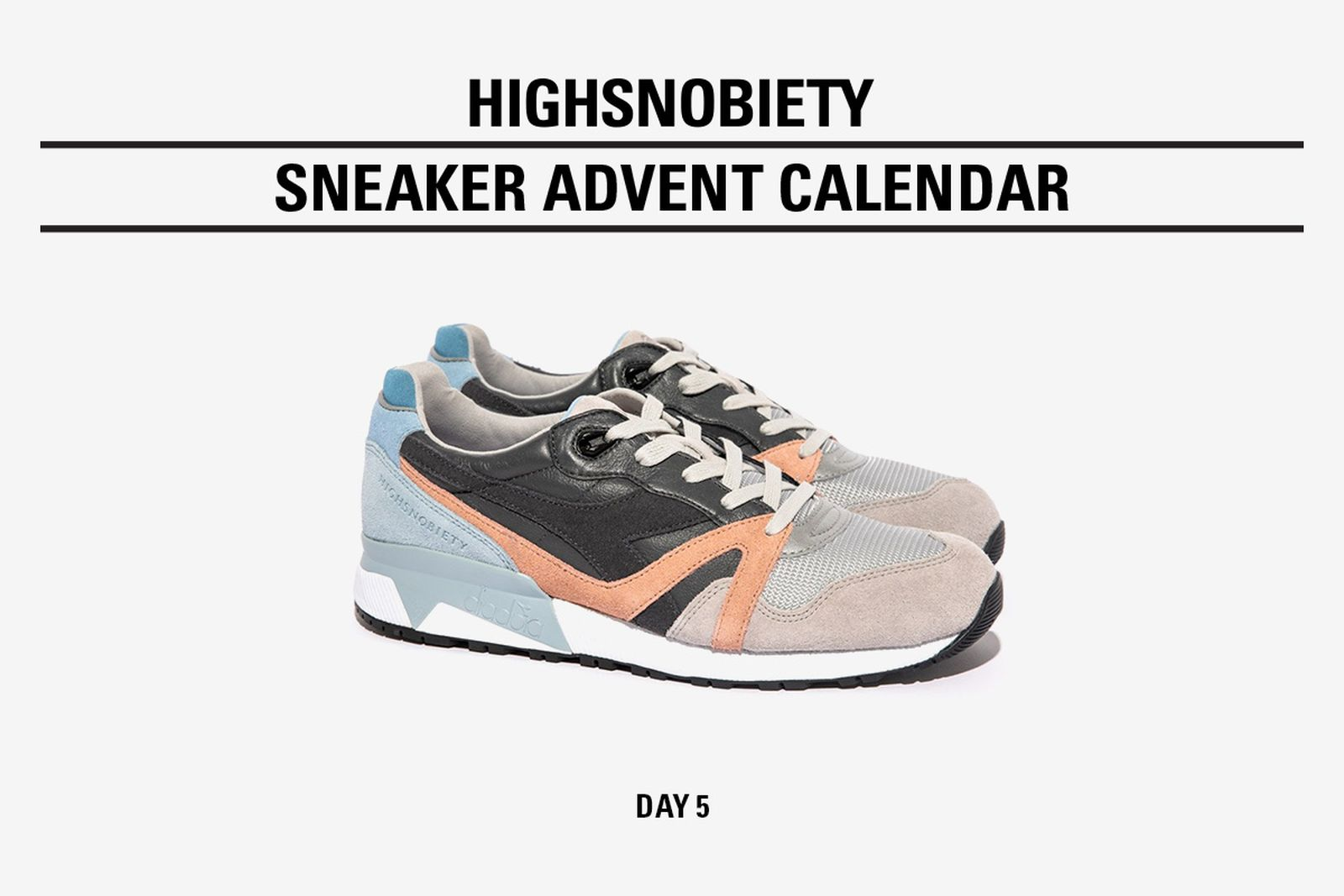 highsnobiety advent calendar day five diadora