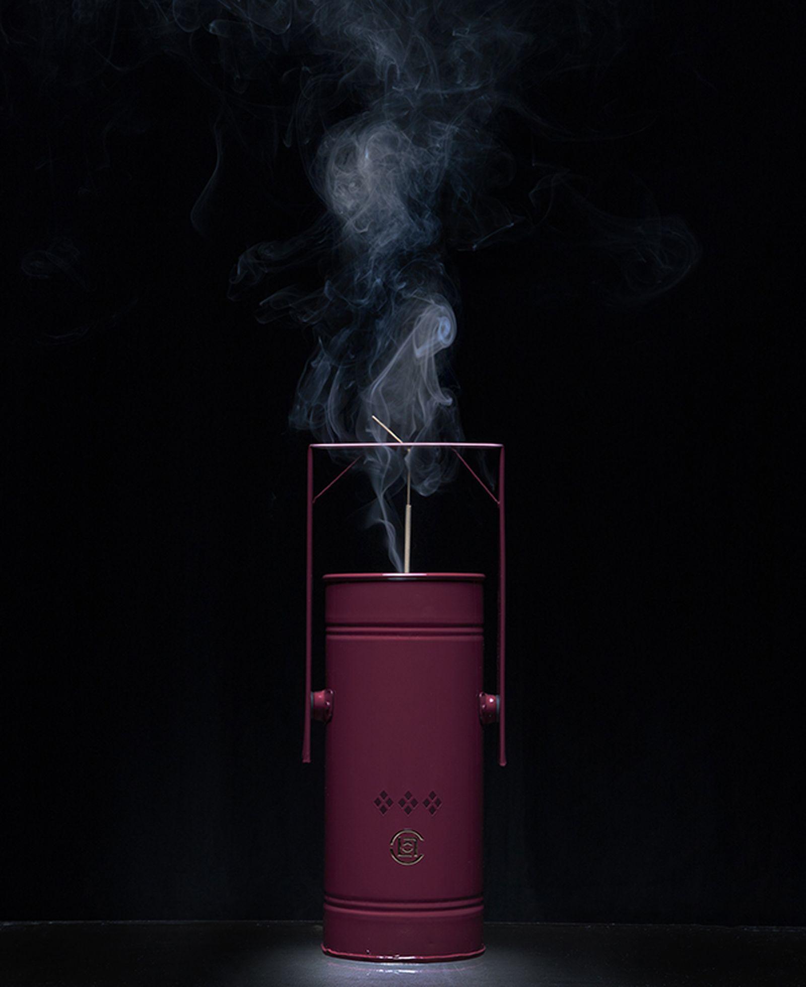 clot kuumba incense burner