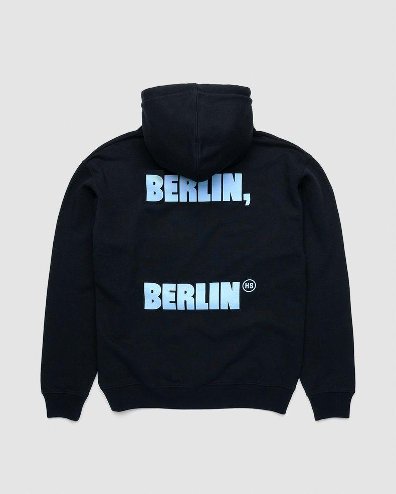 Highsnobiety x Berlin Berlin 2 – Hoodie Black