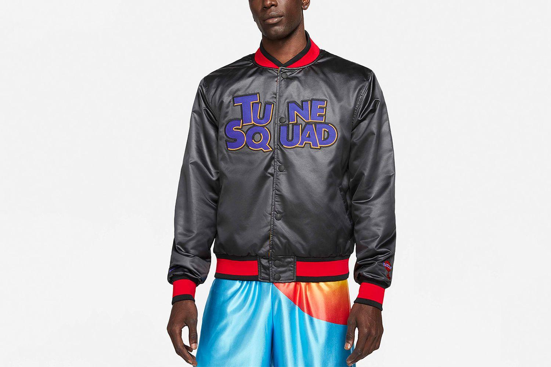Tune Squad Varsity jacket