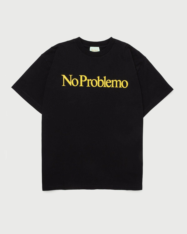 Aries - No Problemo Tee Black - Image 1